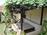 サムイ島 チョンモーンビーチのホテル : テンモー ヴィラ(Tangmo Villa)の3ベッドルームルームの設備 Sala