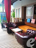 サムイ島 コネクティングルームのホテル : タンゴ ビーチ リゾート 「Lobby」