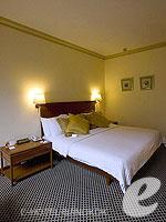 バンコク カップル&ハネムーンのホテル : タワナ バンコク(Tawana Bangkok)のデラックスルームの設備 Bedroom