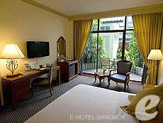 バンコク カップル&ハネムーンのホテル : タワナ バンコク(Tawana Bangkok)のお部屋「デラックス」
