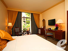 バンコク カップル&ハネムーンのホテル : タワナ バンコク(Tawana Bangkok)のお部屋「スーペリア デラックス」