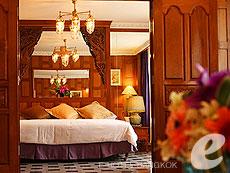 バンコク カップル&ハネムーンのホテル : タワナ バンコク(Tawana Bangkok)のお部屋「スイート」