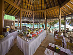 Restaurant : Thai House Beach Resort, Beach Front, Phuket