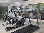 Fitness : Thai House Beach Resort, USD 50-100, Phuket