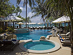 Swimming Pool : Thai House Beach Resort, USD 50-100, Phuket