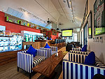 Booster Deli & Bar / Thanyapura Sports Hotel Phuket, พื่นที่อื่น ๆ