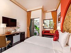 プーケット その他・離島のホテル : タンヤプラ スポーツ ホテル プーケット(1)のお部屋「スタジオ ダブル」