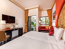 プーケット その他・離島のホテル : タンヤプラ スポーツ ホテル プーケット(1)のお部屋「スイート シングル」