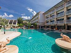 ธารา ป่าตอง บีช รีสอร์ท ภูเก็ต (หาดป่าตอง) โรงแรมในภูเก็ต, ประเทศไทย