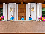 Reception : Thara Patong Beach Resort & Spa, Patong Beach, Phuket