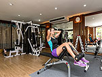 Fitness : Thara Patong Beach Resort & Spa, Patong Beach, Phuket