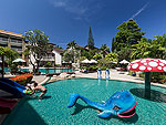 Swimming Pool / Thara Patong Beach Resort & Spa