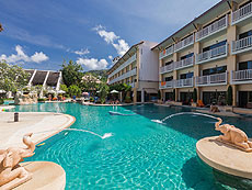 Thara Patong Beach Resort & Spa, USD 50-100, Phuket