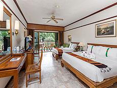 プーケット 5,000~10,000円のホテル : タラ パトン ビーチ リゾート&スパ(1)のお部屋「プレミア」