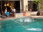 プーケット 5,000~10,000円のホテル : タラ パトン ビーチ リゾート&スパ(Thara Patong Beach Resort & Spa)のプレミア プール アクセスルームの設備 Direct Pool Access