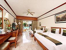 プーケット 5,000~10,000円のホテル : タラ パトン ビーチ リゾート&スパ(1)のお部屋「プレミア プール アクセス」