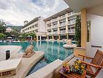 プーケット 5,000~10,000円のホテル : タラ パトン ビーチ リゾート&スパ(Thara Patong Beach Resort & Spa)のグランド タマリンド スイート プールアクセスルームの設備 Direct Pool Access