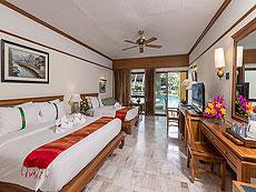 プーケット 5,000~10,000円のホテル : タラ パトン ビーチ リゾート&スパ(1)のお部屋「グランド タマリンド スイート プールアクセス」