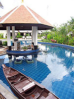 Poolside Bar : Access Resort & Villas, Karon Beach, Phuket