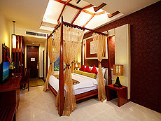 プーケット スパ併設のホテル : アクセス リゾート & ヴィラ(1)のお部屋「プール スイート ツイン(ブルーウィング)」