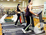 Fitness Gym / The Ambassador Hotel Bangkok,