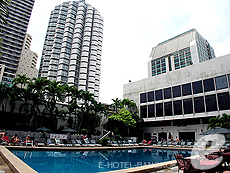 The Ambassador Hotel Bangkok, Swiming Pool, Phuket