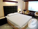 バンコク スクンビットのホテル : アンバサダー ホテル バンコク(The Ambassador Hotel Bangkok)のスタンダード (メインウィング)ルームの設備 Bedroom
