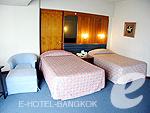 バンコク スクンビットのホテル : アンバサダー ホテル バンコク(The Ambassador Hotel Bangkok)のスーペリア (タワーウィング)ルームの設備 Bedroom