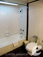 バンコク スクンビットのホテル : アンバサダー ホテル バンコク(The Ambassador Hotel Bangkok)のスーペリア (タワーウィング)ルームの設備 Bath Room