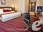 バンコク スクンビットのホテル : アンバサダー ホテル バンコク(The Ambassador Hotel Bangkok)のデラックス (タワーウィング)ルームの設備 Bedroom