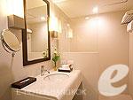 バンコク スクンビットのホテル : アンバサダー ホテル バンコク(The Ambassador Hotel Bangkok)のデラックス (タワーウィング)ルームの設備 Bath Room