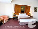 バンコク スクンビットのホテル : アンバサダー ホテル バンコク(The Ambassador Hotel Bangkok)のプリバレッジ (タワーウィング)ルームの設備 Bedroom