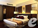 バンコク スクンビットのホテル : アンバサダー ホテル バンコク(The Ambassador Hotel Bangkok)のスーペリア スイート(タワーウィング)ルームの設備 Bedroom