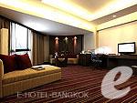 バンコク スクンビットのホテル : アンバサダー ホテル バンコク(The Ambassador Hotel Bangkok)のスーペリア スイート(タワーウィング)ルームの設備 Living Room