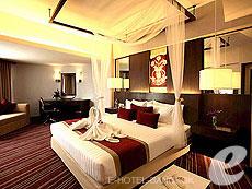 バンコク スクンビットのホテル : アンバサダー ホテル バンコク(The Ambassador Hotel Bangkok)のお部屋「プライビレッジ スイート(タワーウィング)」