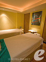 Aspasia Spa : The Aspasia Phuket, Kata Beach, Phuket