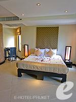 プーケット 5,000~10,000円のホテル : ザ アスパシア プーケット(The Aspasia Phuket)のデラックスガーデンシービュールームの設備 Bedroom