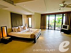プーケット カタビーチのホテル : ザ アスパシア プーケット(1)のお部屋「デラックスガーデンシービュー」