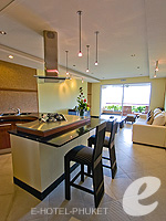プーケット 5,000~10,000円のホテル : ザ アスパシア プーケット(The Aspasia Phuket)の1ベッドルームシービュースイートルームの設備 Kitchen