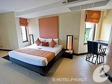 プーケット インターネット接続(無料)のホテル : ザ アスパシア プーケット(1)のお部屋「1ベッドルームグランドシービュースイート」