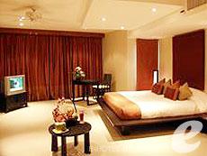 プーケット インターネット接続(無料)のホテル : ザ アスパシア プーケット(1)のお部屋「2ベッドルームグランドガーデンスイート」