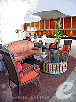 Lobby : The Bayview Pattaya, South Pattaya, Phuket