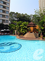 Swimming Pool : The Bayview Pattaya, Fitness Room, Phuket