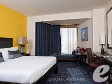 パタヤ サウスパタヤのホテル : ザ ベイビュー パタヤ(1)のお部屋「デラックス タワーウイング」