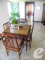 パタヤ サウスパタヤのホテル : ザ ベイビュー パタヤ(The Bayview Pattaya)のテーマ スイートルームの設備 Table