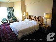 パタヤ サウスパタヤのホテル : ザ ベイビュー パタヤ(1)のお部屋「テーマ スイート」