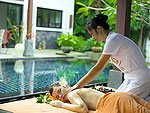 Spa in Villa : The Bell Pool Villa Resort Phuket, Serviced Villa, Phuket