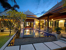 The Bell Pool Villa Resort Phuket, Serviced Villa, Phuket