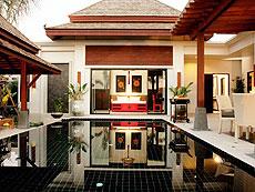 プーケット その他のホテル : ザ ベル プール ヴィラ リゾート プーケット(1)のお部屋「ハネムーン プライベート プールヴィラ 1ベッドルーム」