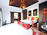 プーケット その他のホテル : ザ ベル プール ヴィラ リゾート プーケット(The Bell Pool Villa Resort Phuket)のファミリープライベート プールヴィラ 2ベッドルームルームの設備 Bedroom